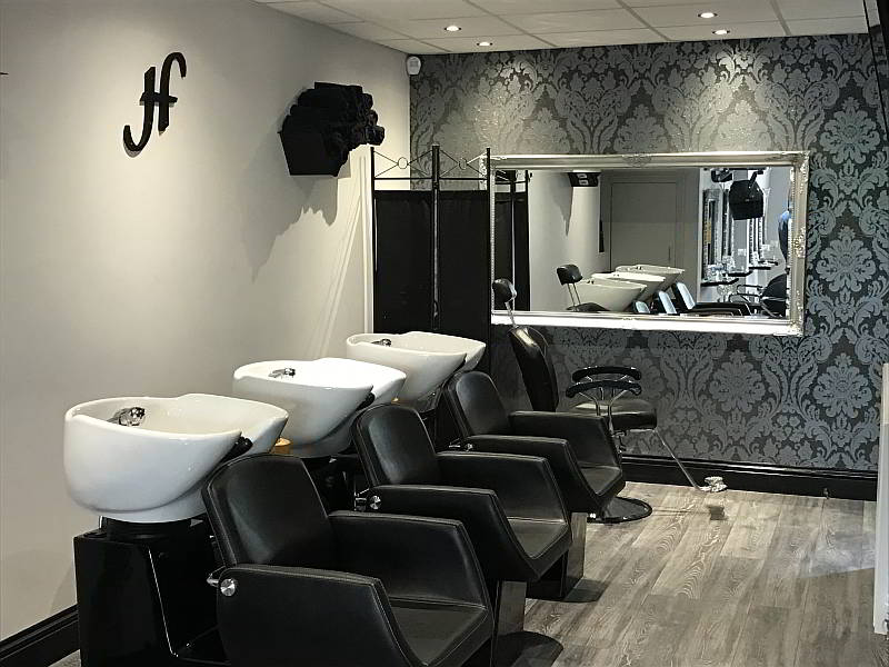 Hair Salon Renovated Premises