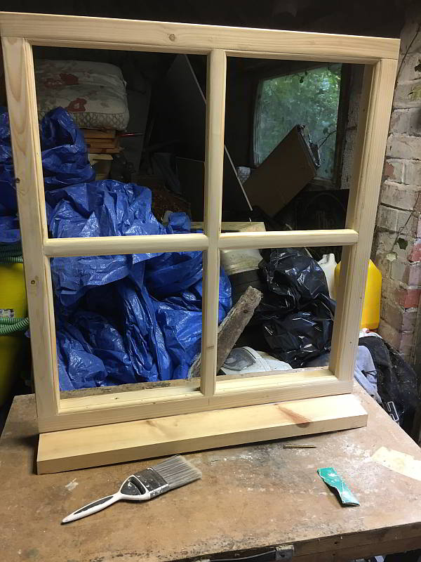 Bespoke Wood Windows Made